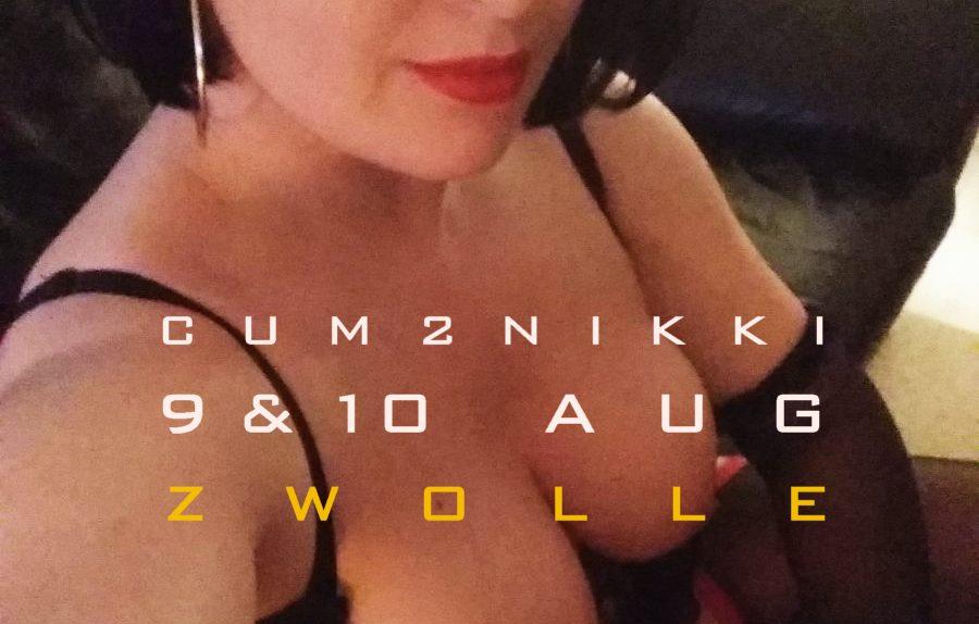 nikita zwolle 9 aug 900x574 - Prive! 9 & 10 AUG ZWOLLE